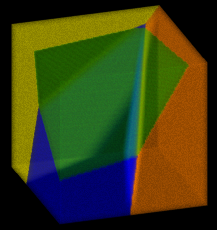 Fast Discrete Approximation of Natural Neighbor