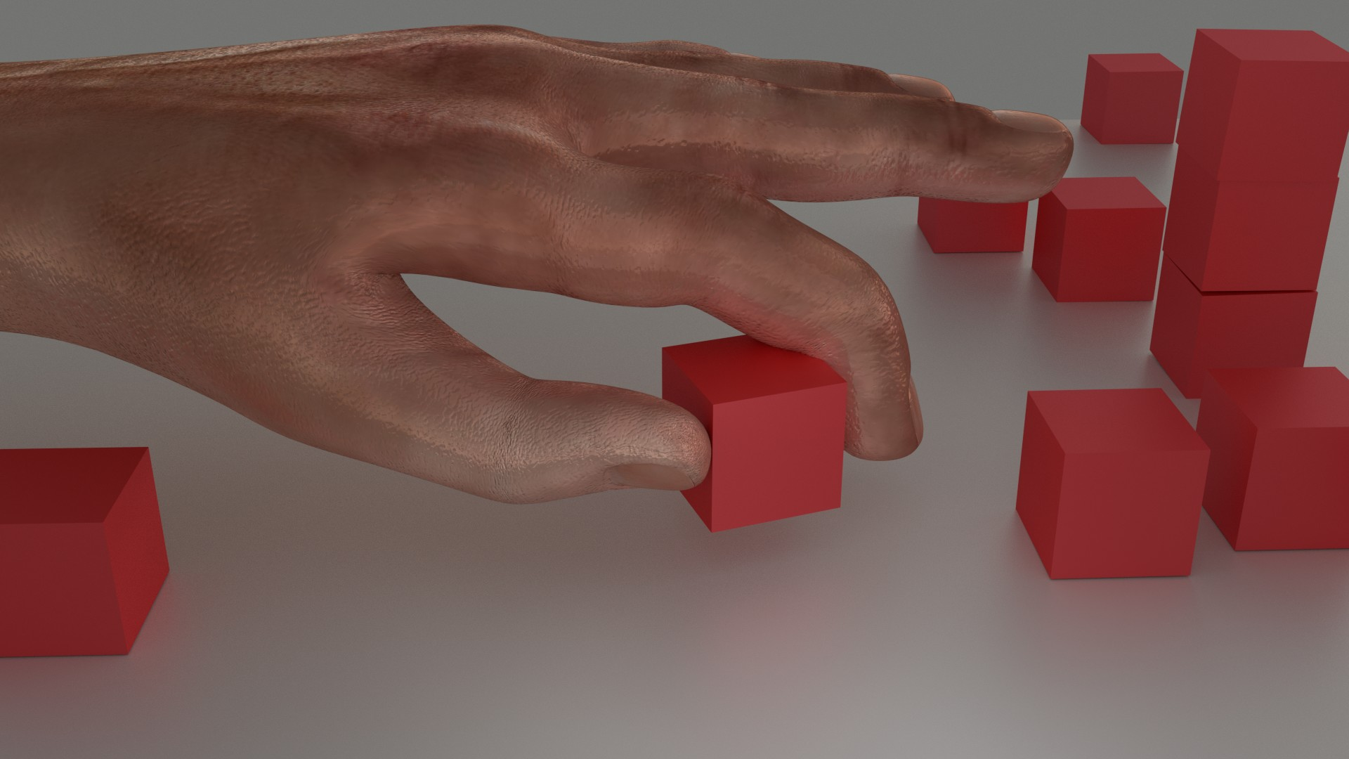 Blender: Place Object on Surface Add-On